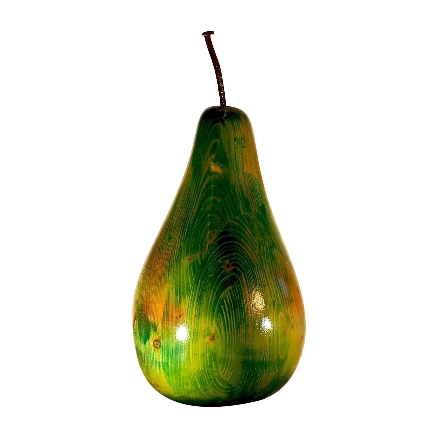 Shiny Green Pear