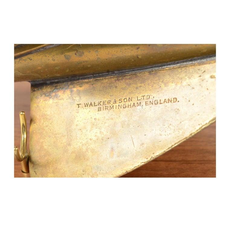 Ship Log signed John Bliss & Co. 1880 For Sale 6