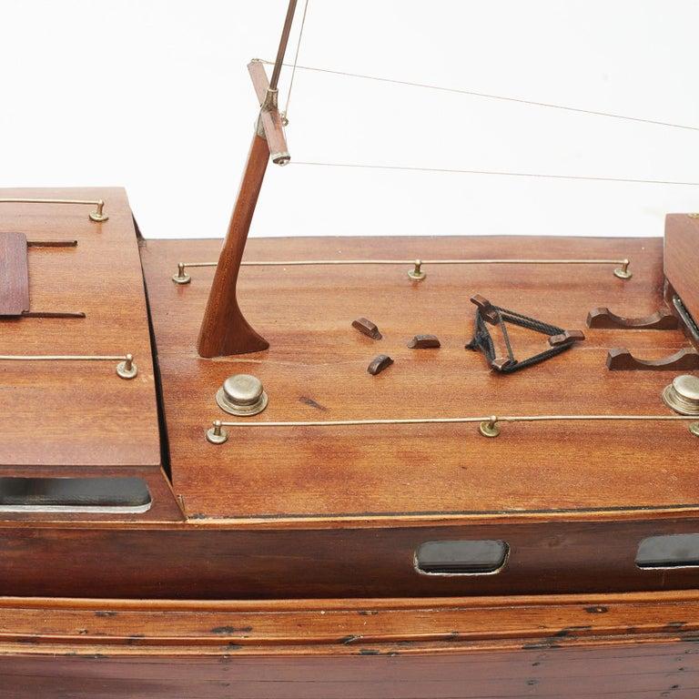 Ship Model, Vosper Motor Boat For Sale 6