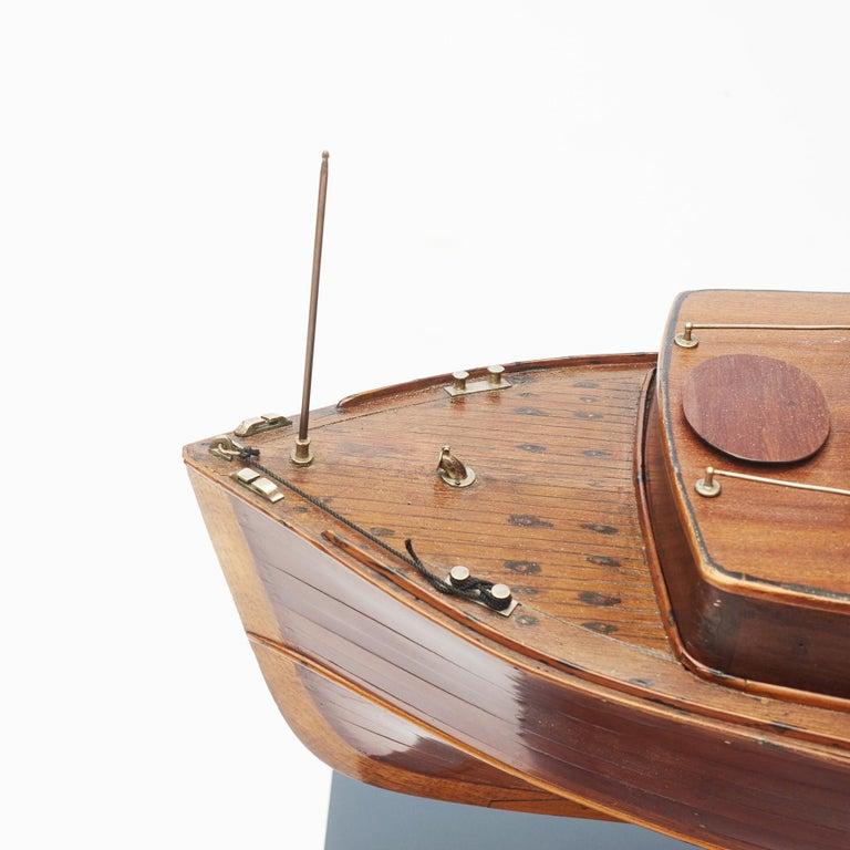 Ship Model, Vosper Motor Boat For Sale 7