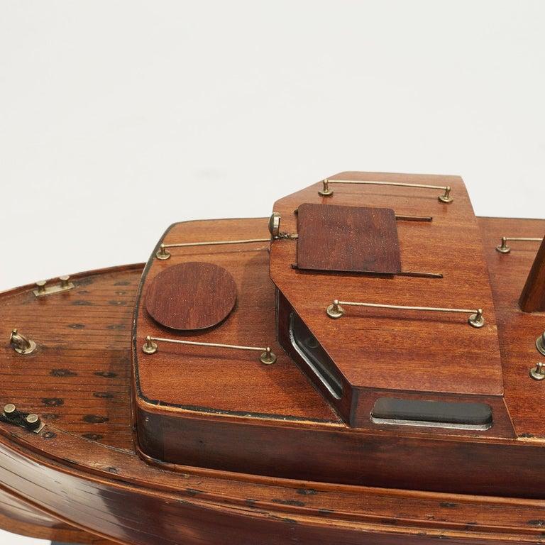 Ship Model, Vosper Motor Boat For Sale 8