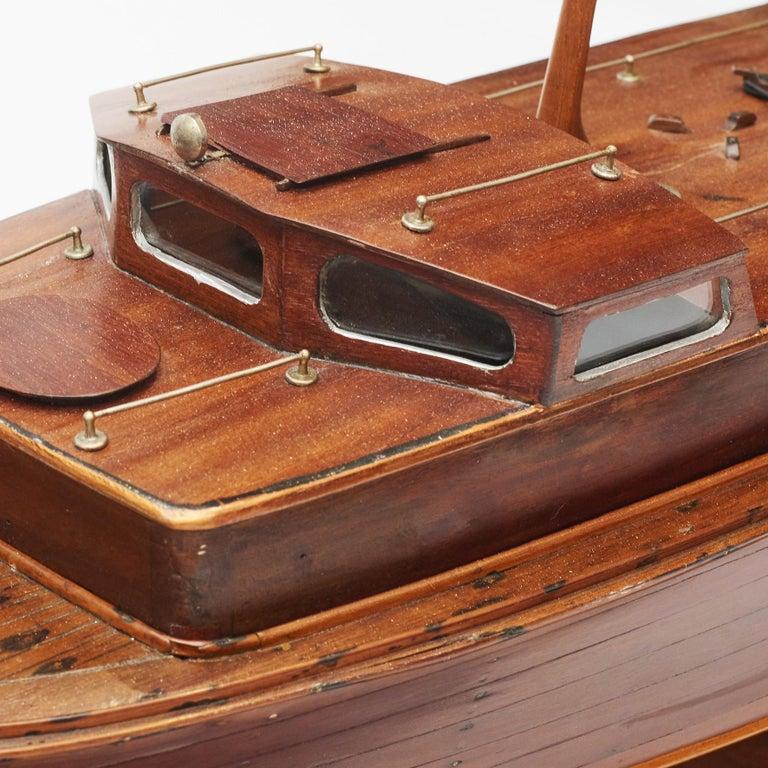 Ship Model, Vosper Motor Boat For Sale 9