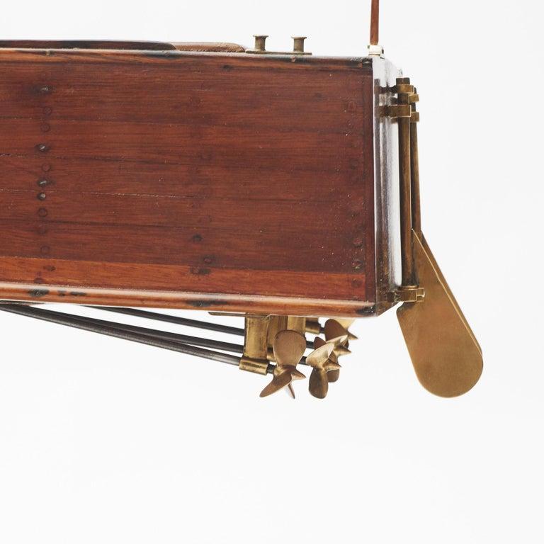 Ship Model, Vosper Motor Boat For Sale 2
