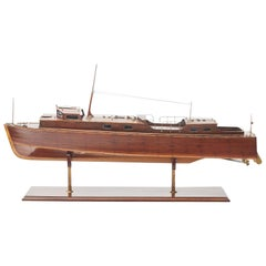 Ship Model, Vosper Motor Boat