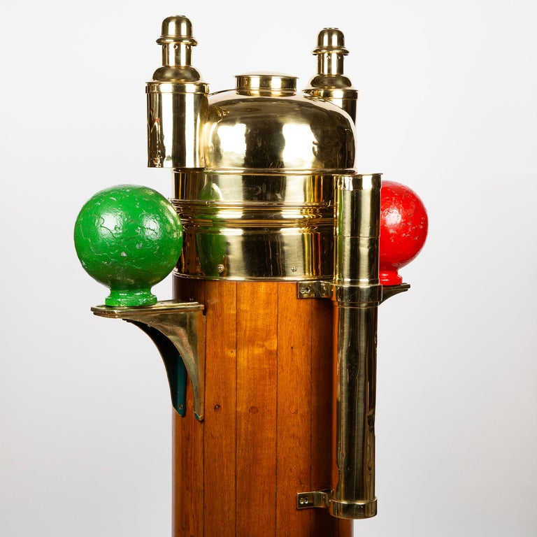 20th Century Ship's Binnacle For Sale
