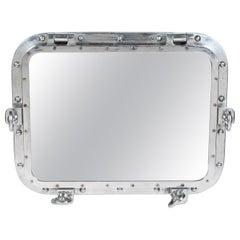 Ships Porthole Window Mirror