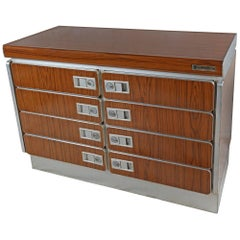 Ship's Stateroom Chest, Midcentury