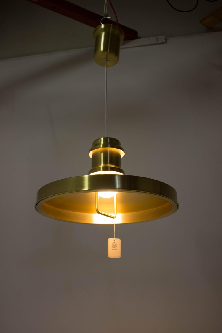 Late 20th Century Shipslamp by Sidse Werner for Holmegaard, 1970s, Never Used For Sale