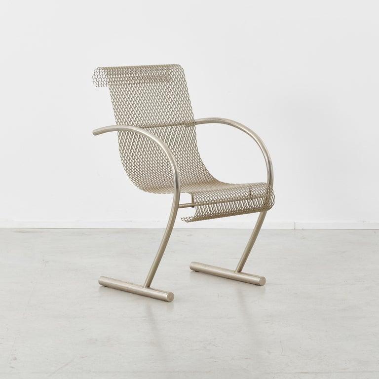 Shiro Kuramata Sing Sing Sing Chairs XO, France, 1985 For Sale