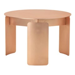 Shirudo Pink Coffee Table by Elisa Honkanen
