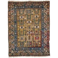 Shirvan 19th Century Caucasian Rug