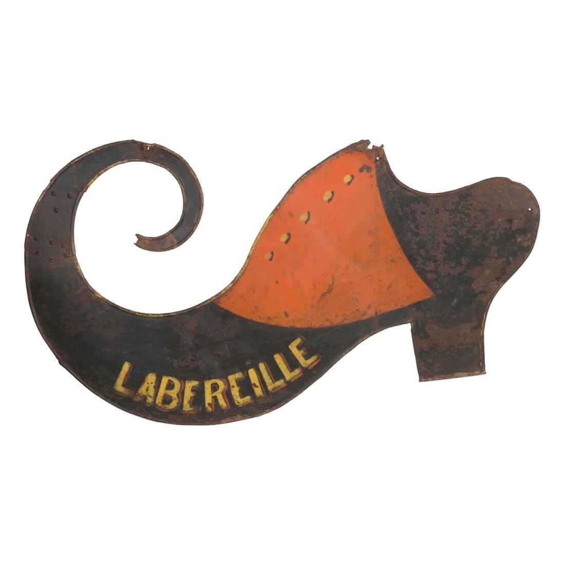 Shoe Maker's Trade Sign
