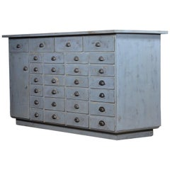 1930s Case Pieces and Storage Cabinets