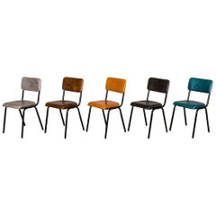 Shoreditch Restaurant Cafe Chairs, 20th Century