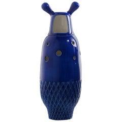 Showtime Vase Nº 5 - Napoleon Blue