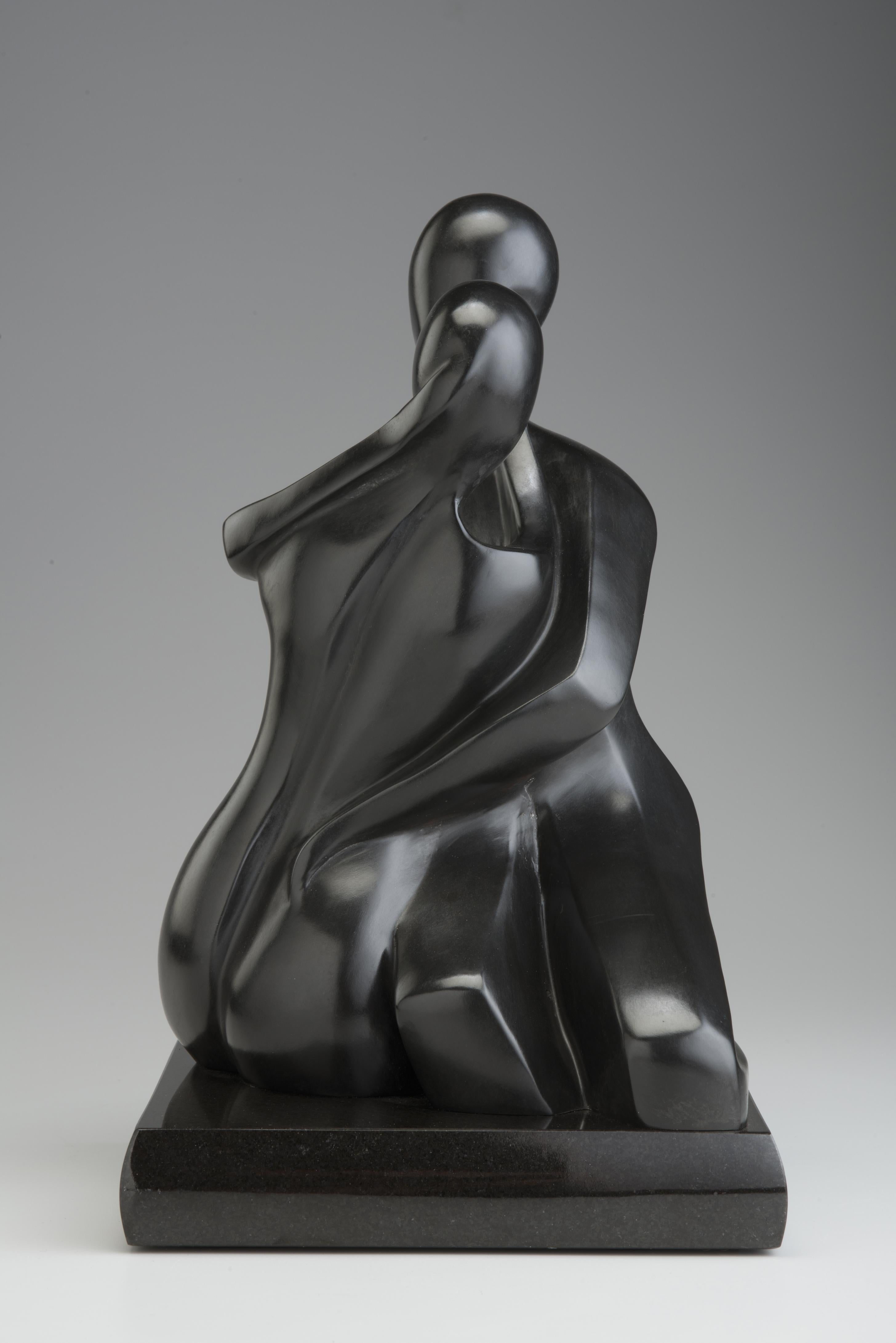Harmony II by Shray, Bronze Abstract Sculpture, Contemporary Sculpture