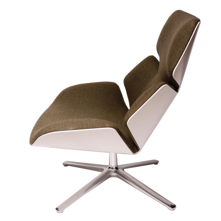 """German """"Shrimp"""" Easy Chair by Jehs + Laub for COR Sitzmøbel For Sale"""