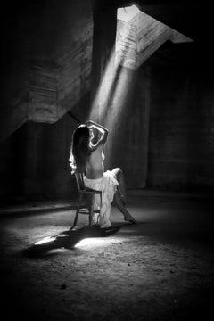 "'Izabella' Photography 62"" x 42"" framed by Shuki Laufer"