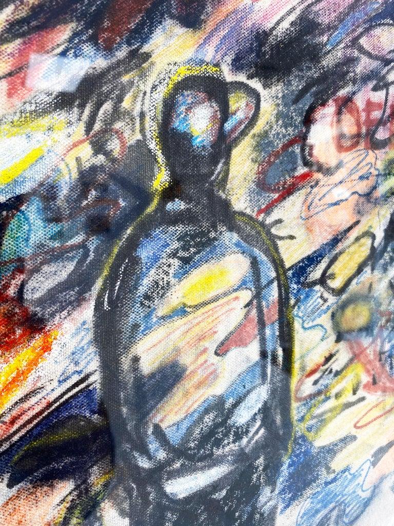 Midnight Tour - Painting by Shuto Okayasu