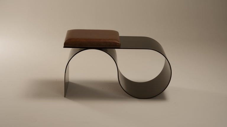 Modern Sia Bench by Jason Mizrahi For Sale