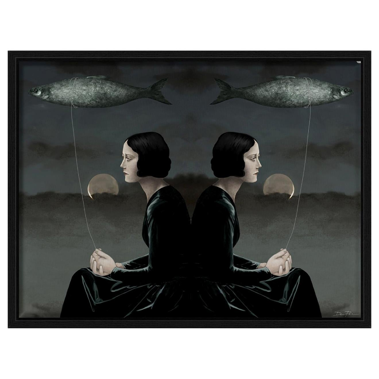 Siamese Dream Digital Painting