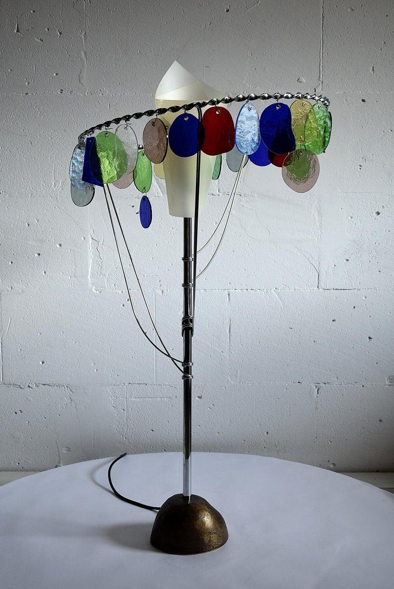 Sibari Table Lamp by Toni Cordero for Artemide For Sale 6