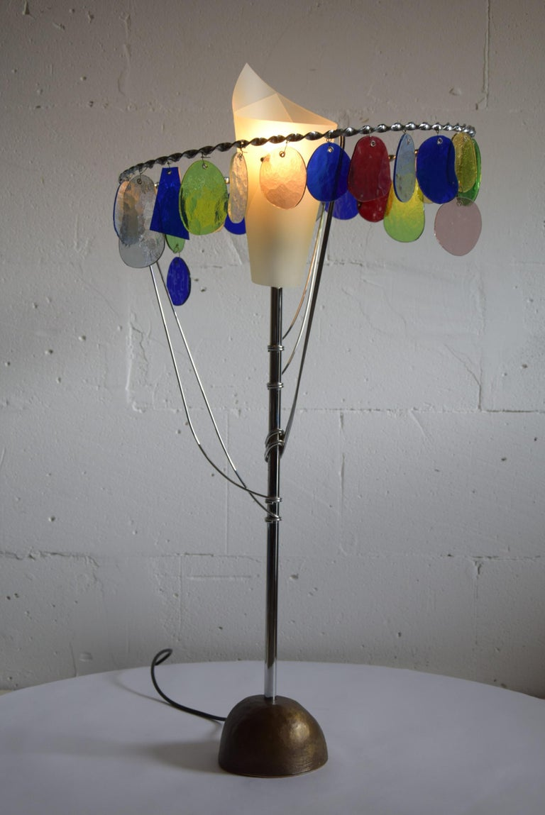 Sibari Table Lamp by Toni Cordero for Artemide In Good Condition For Sale In Weesp, NL