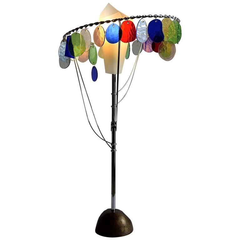 Sibari Table Lamp by Toni Cordero for Artemide For Sale