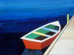 COLORFUL DAY WITH BOATS #21