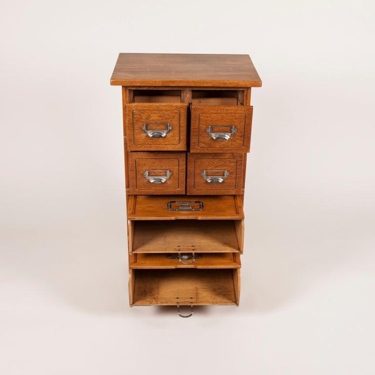 German Side Cabinets by Stolzenberg of Baden-Baden For Sale