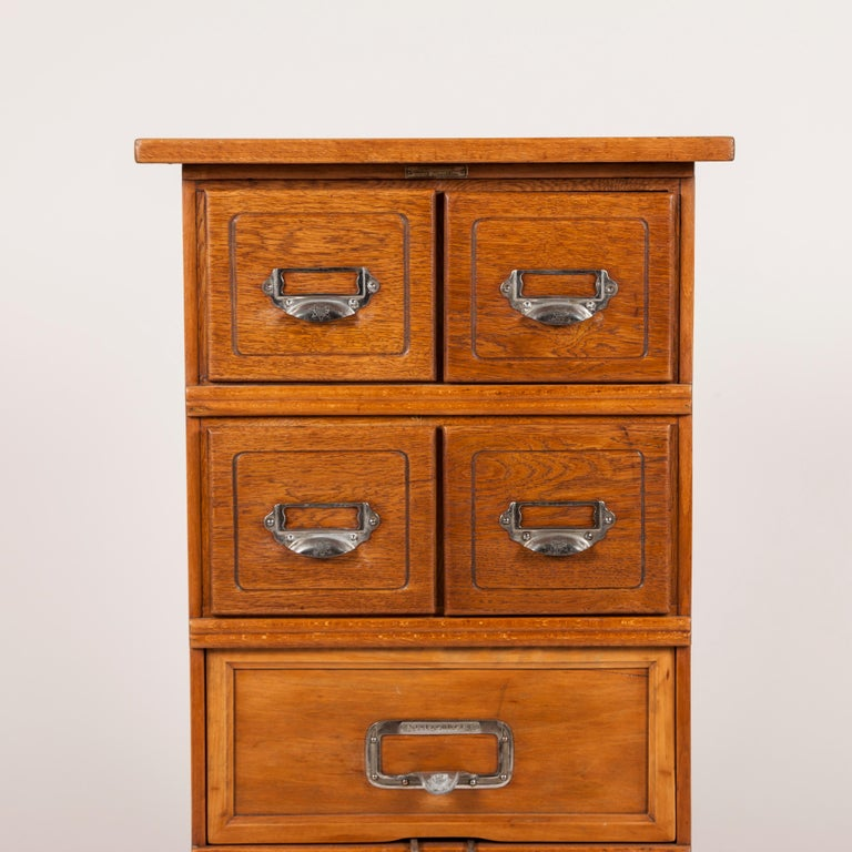 20th Century Side Cabinets by Stolzenberg of Baden-Baden For Sale