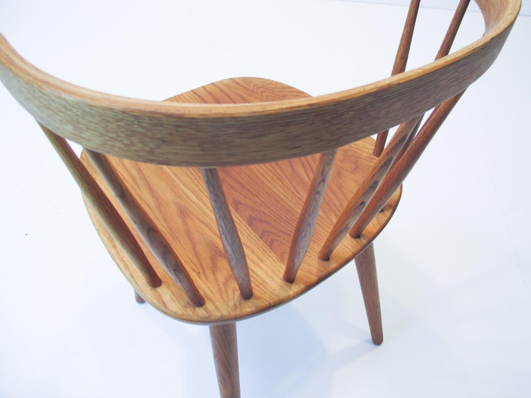 Yngve Ekström side chair Bobino for Stolab, 1950s In Good Condition For Sale In Helsingborg, Skåne