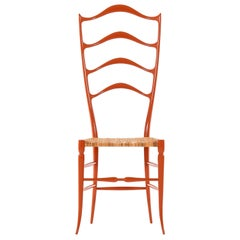 Side Chair Probably Produced by Chiavari in Italy