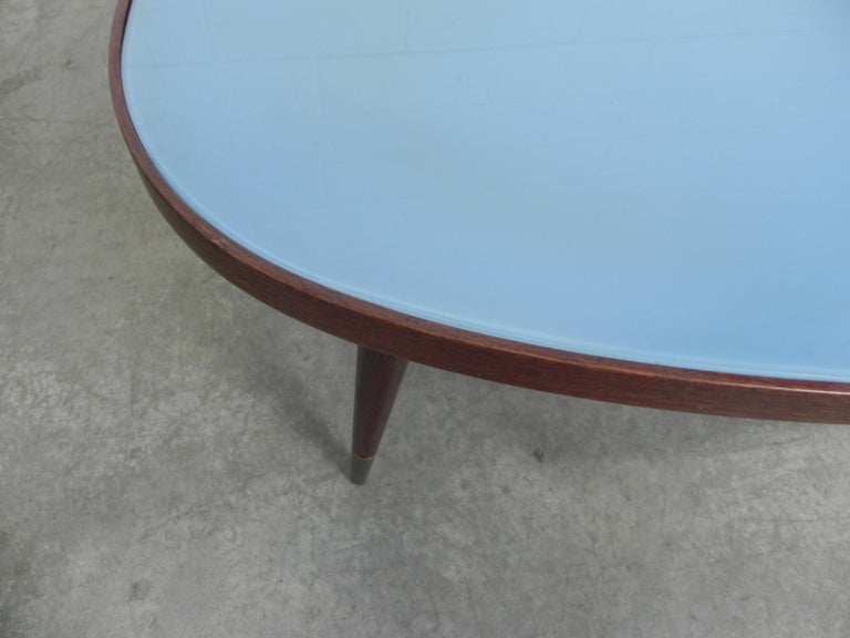 20th Century Side Coffee Table by Osvaldo Borsani, 1950 For Sale