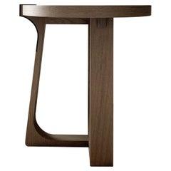 Side Coffee Table Interlock André Fu Living Home Oak New Modern