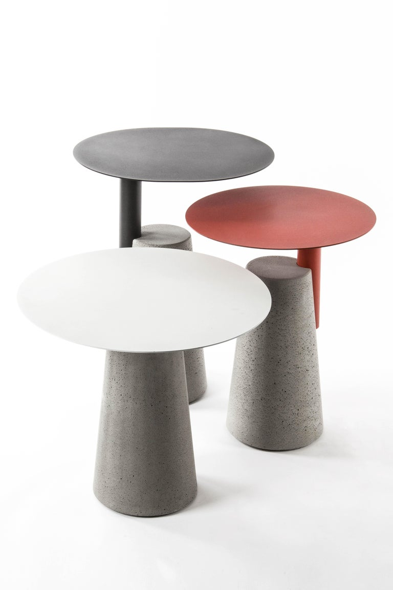 'BAI' is a collection of side table