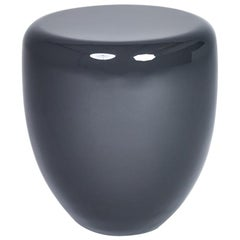 Side Table, Black Dot by Reda Amalou Design, 2021, Glossy Lacquer