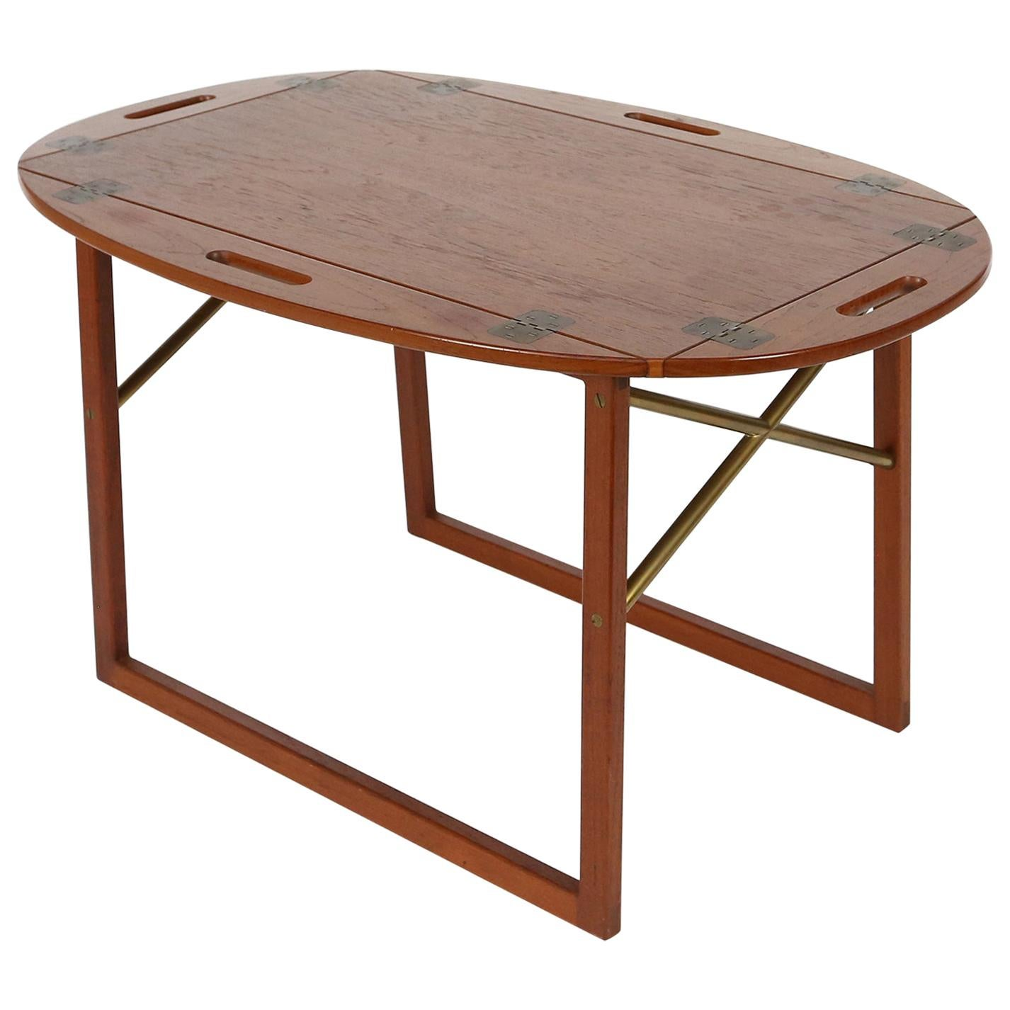 Side Table or Butlers Tray by Svend Langkilde for Illums Bolighus, Denmark
