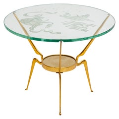 Side Table by Cesare Lacca, Italy, 1950s