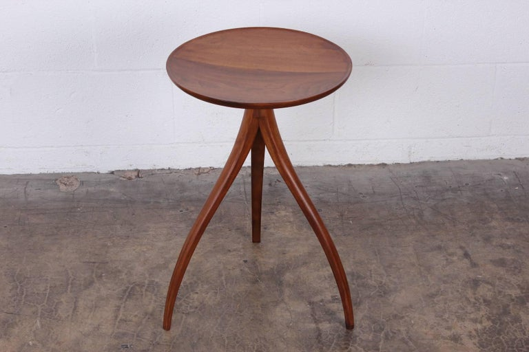 Side Table by Edward Wormley for Dunbar In Good Condition For Sale In Dallas, TX