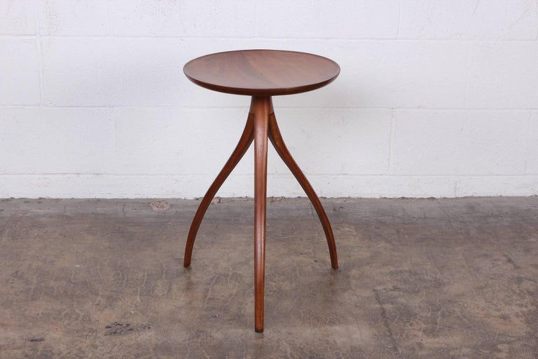 Mid-20th Century Side Table by Edward Wormley for Dunbar For Sale