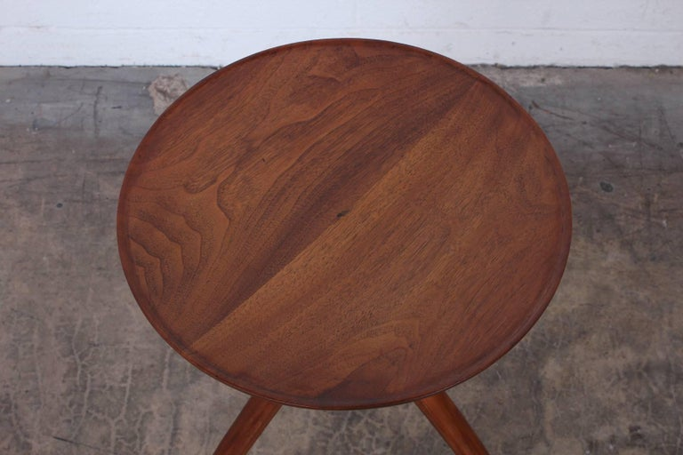 Side Table by Edward Wormley for Dunbar For Sale 3