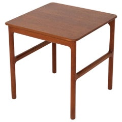 Side Table by Ejnar Larsen & Aksel Bender Madsen