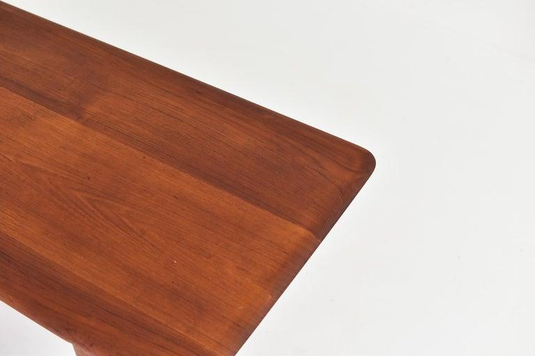 Danish Side Table by Peter Hvidt & Orla Molgaard-Nielsen for France & Son, DK, 1960s For Sale