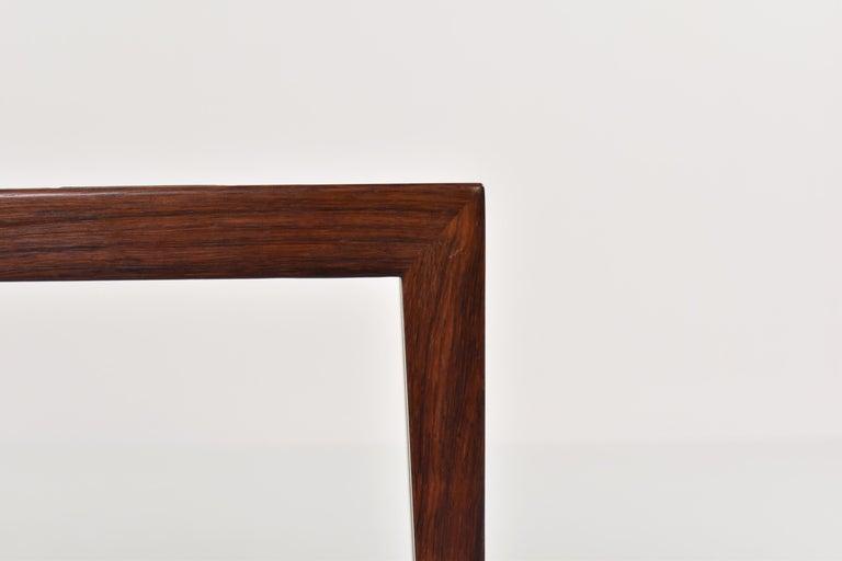 Ceramic Side Table by Severin Hansen for Haslev, Denmark, 1965 For Sale