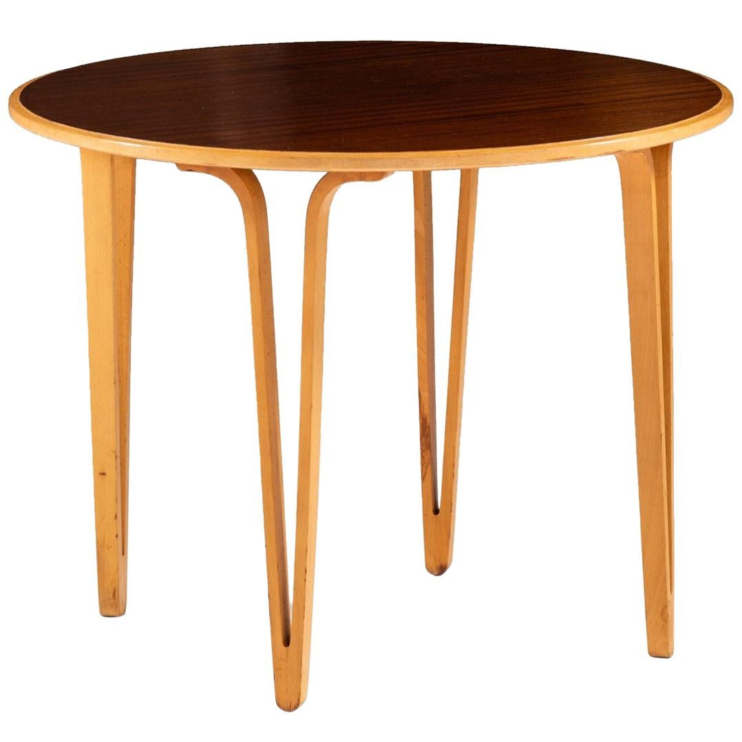 Side Table / Coffee Table Attributed to Carl-Axel Acking Produced in Sweden