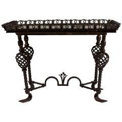 Side Table Designed by Anti Hakkarainen for Taidetakomo Hakkarainen, Finland