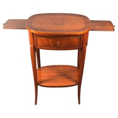 Side Table, French Restauration Style, 1820