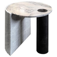 Side Table Helene in Marble