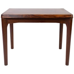 Side Table in Rosewood Designed by Henning Kjærnulf from the 1960s